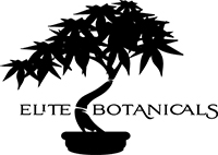 Elite Botanicals High CBD Oil - Organic Pure American Hemp Logo