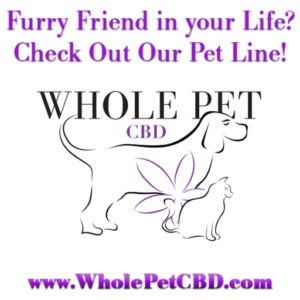 Whole Pet CBD Promo